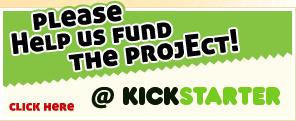 fund us @kickstarter